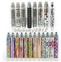 colourful e- cigarette battery batteries for ecig for ego- f, e...