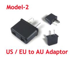 200pcs Lot US EU to AU AUS AUSTRALIA Power Travel Plug Charger Converter Adapter Convertor High quality Express free shipping