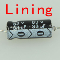 Wholesale 10 Liner or shader capacitor for Tattoo Machine Gun supply