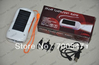solar flashlight radio phone charger - Solar Radio With LED Flashlight and Charger Function Solar Radio Power Charger For Cell Phone Camera PDA MP3 MP4
