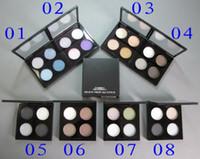 Wholesale Hot Eyeshadows Colors Eye Shadow Palette