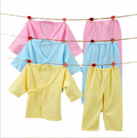 Cheap Unisex Baby Underwear Best Organic Cotton 0-12M Baby Pajamas