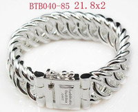 Wholesale LJ Fashion bracelet buddha to buddha bracelet silver BTB Bracelet bangle