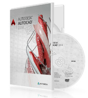 Graphics & Multimedia Home Windows Free Shipping Autodesk AutoCAD 2014 2013 2012 2011 2010 for Windows English full version, 32-bit 64-bit DVD box