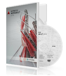 Wholesale Autodesk AutoCAD LT for Windows English full version bit bit DVD box