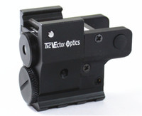 Wholesale Vector Optics Compact Tactical Pistol Green Laser Dot Sight fit mm Rails for Glock