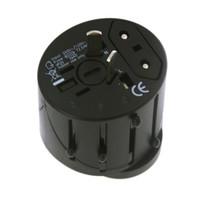 Wholesale Universal International Wall Charger Power Adapter World Travel Plug AU UK US EU C355