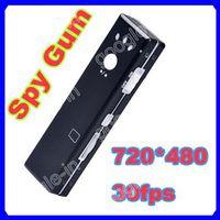 Wholesale Hidden Gum Camera USB Spy Mini DVR Camcorder Video Audio Recorder Chewing Webcam