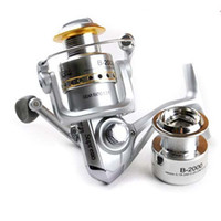 8BB   Two-thread cup B-2000 8BB spinning reel, fishing reel drop shipping