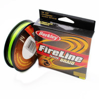 Wholesale HOT Berkley Fireline Tracer Braid Fishing Line yd LB lb lb lb lb
