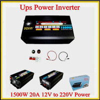 Wholesale Super Functional Auto Car W Power Inverter DOXIN Power Inverter DC AC Fully Automatic Battery Charger A High Recommend