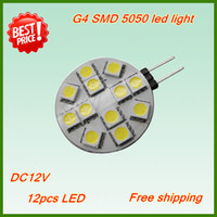 Wholesale New Hot Sell W G4 LED Bulb G4 Led Smd G4 LED V Car Light Lumen LED Marine Camper Car Bulb Lamp