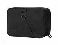 Wholesale messenger diaper bag black fashion