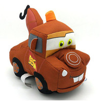 Wholesale New Pixar Cars Tow Mater Truck Doll Soft Toy quot