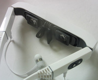 Wholesale NEW ARRIVAL inch Virtual Display Digital Video Glasses Eyewear Mobile Theater