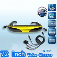 Wholesale 72 Inch Virtual Display Video Glasses x480