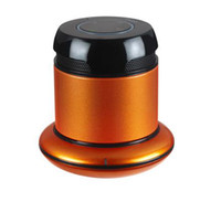 Wholesale DOSS ASIMOM mini Metal bluetooth Portable speaker with microphone car Sound Box for phone pad DS