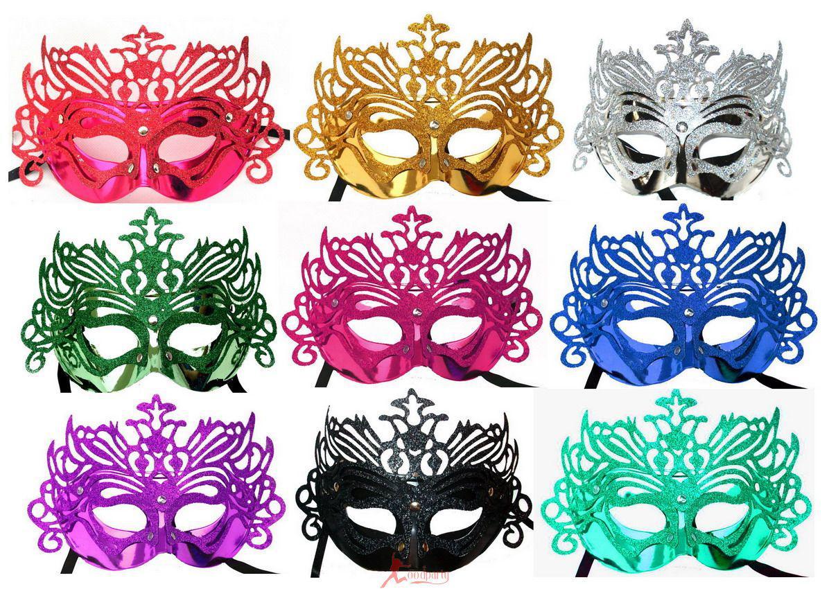 Crown Masks Masquerade mask party mask Venetian mask Jinsha Masks ...