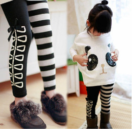 Wholesale clothes paragraph girls sequins panda bat sleeve loose fleece render unlined upper garment children leggings A47