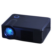 Wholesale Portable Single LCD Projector P I HDMI HD TV WII HDTV PS3 DVD LED Proyector Home Theater