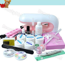 Acrylic and gel nails kit