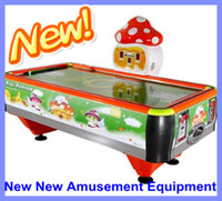 Wholesale The Newest Design Air Hockey Games Space Air Hockey Table Boxing Games Crane Machine Ice Hockey Driving Car Game Machine