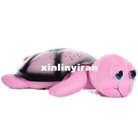 Wholesale Star Projector Lamp turtle projector Sleep lights baby gift lovely toys