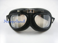 Wholesale Neverland Steampunk Goggle Motorcycle Glasses