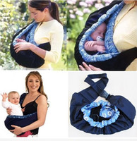 polyester,cotton,rayon baby shoulder sling - Sample Order Cotton Baby Toddler Newborn Cradle Pouch Ring Sling Carrier Stretch Wrap Front Bag L136