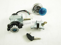 Wholesale Ignition Lock Cylinder Kit GY6 CC QMB QMA scooter moped parts