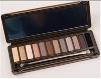 Wholesale 2013 New high quality colors palette eyeshadow with a brush