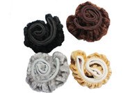 Wholesale Short Plush Car Steering Wheel Cover Genuine Australia Sheepskin Lined with Rubber Ring Non slip color