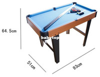 Wholesale Mini snooker table household child standard snooker table gift