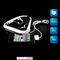 Wholesale 84 quot Virtual Screen Video Glasses Eyewear quot monitor Iwear for iPhone iPad iPod Multimedia Player