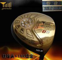 Wholesale grenda golf driver golf clubs