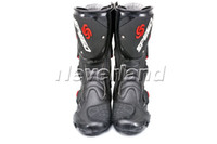 Wholesale Neverland Motorcycle Sport Racing Leather Boots SIZE