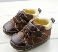 Wholesale top quality baby boys Toddler Shoes M baby shoes new born baby shoes antiskid shoes pairs