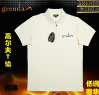 Wholesale grenda golf t shirt china top brand looking for agent in each country