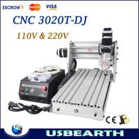Wholesale CNC T DJ Mini Desktop Engraving Machine Drilling amp Milling Carving Router For PCB Wood amp Other Materials