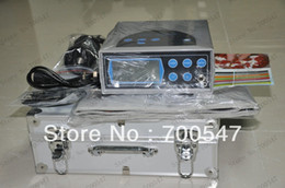 Wholesale SVC214 High Quality Good Service Detox Machine Foot Spa Machine Ion Cleanser Foot Spa Machine