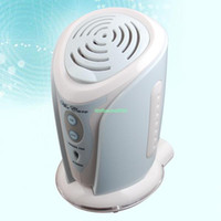 Wholesale EG0054 Portable Air Ionizer Purifier Fan With Aroma Diffuser