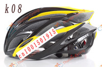 Wholesale 210g men s bike helmet sport road cycling helmets cm red blue white titanium yellow