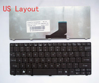Wholesale NEW Keyboard For Acer Aspire One D255 D255E D257 D260 Series US English Layout