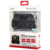 Cheap Wireless Bluetooth Controller Ipega Brand for iPad iPhone 5 4S iOS Android Mobile Phone Best Gifts New Arrival Free Shipping