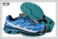 Wholesale Salomon S Lab Sense Popular Mens Fitness Running Shoes Protective Material Hiking Shoes Soft Lightweight Rubber Sole for Mens Sneakers