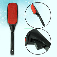 Toilet Foam  EG5594 New Convenient Magic Lint Fluff Clothes Dust Brush Pet Hair Remover Cleaner