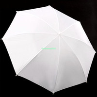 Wholesale EG5931 Studio Photo Standard Flash Diffuser Translucent Soft Light White Umbrella quot