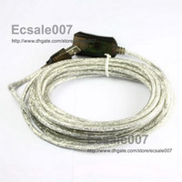 Wholesale Fashion New Christmas ft M Active Male to Female USB Extension Cable