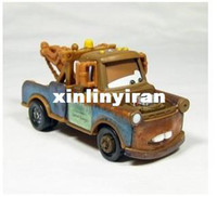 toy tow trucks - PIXAR Cars Toys quot Mater quot Tow Truck Time bomb version