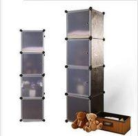 Silicone locker - Combination Storage Cabinet Toy Cabinet Baby Locker Storage Cabinet Simple Wardrobe